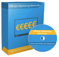 Affiliate marketing revolutie - cursus