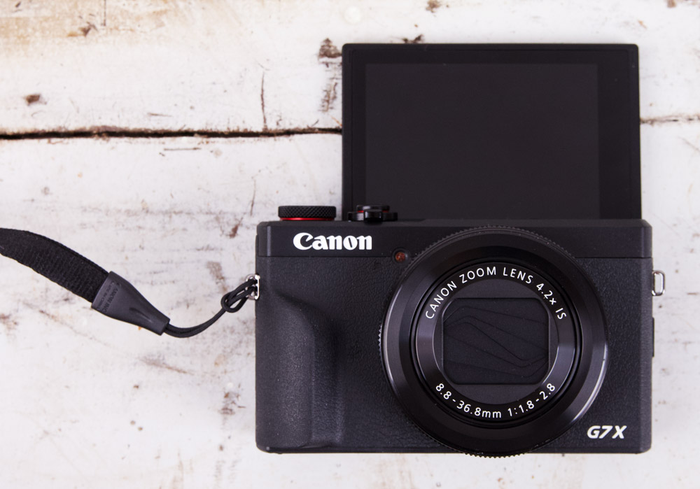 Canon powershot G7X Mark III - review - is dit een ideale vlogcamera?