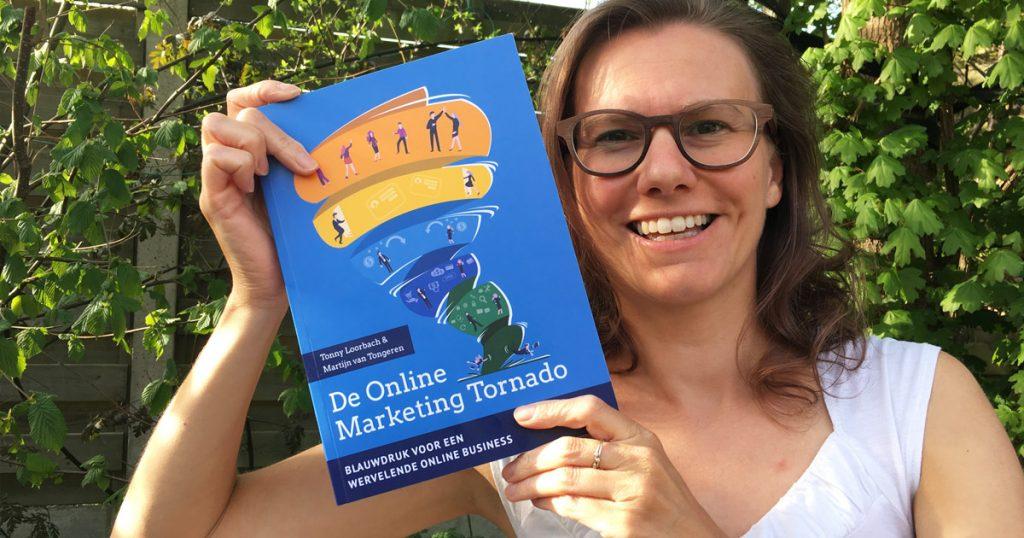 online marketng tornado - Tonny Loorbach en Martijn van Tongeren ( boek review)