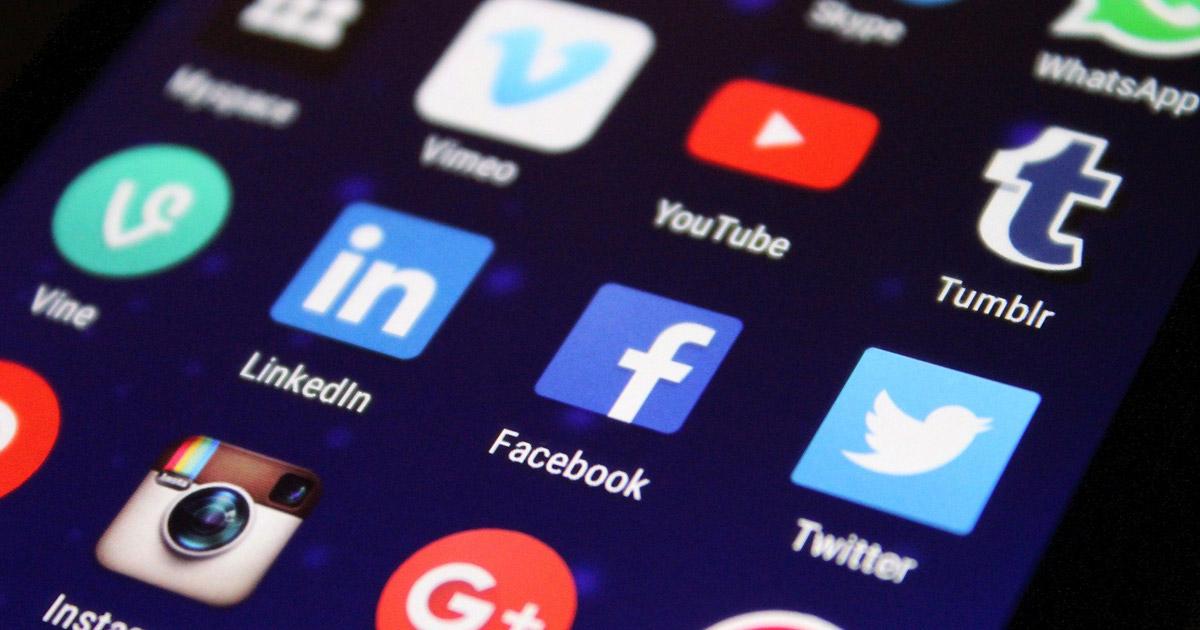 Social media kanalen - welke zijn er