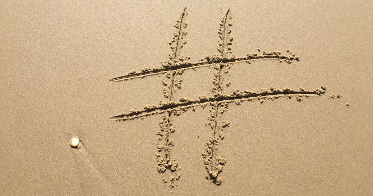 Wat is een hashtag en hoe kan je die gebruiken?