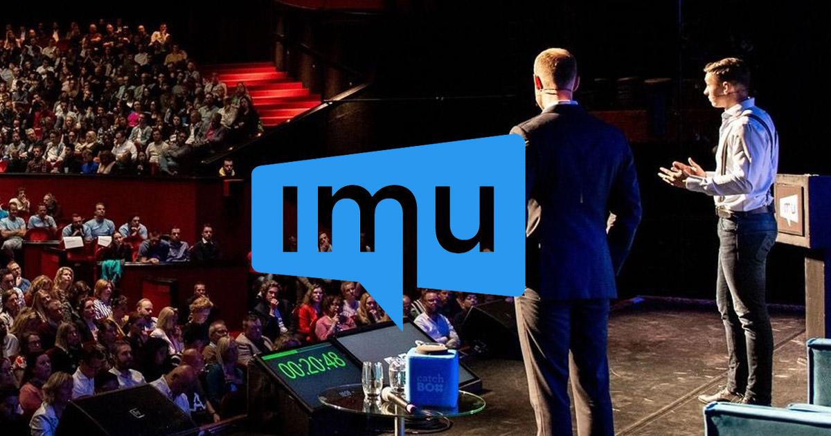 IMU review en ervaring - Tonny Loorbach en Martijn van Tongeren