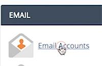 Emailadres aanmaken