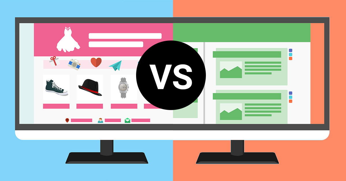 Dropshipping vs affiliate marketing - wat is het beste model?