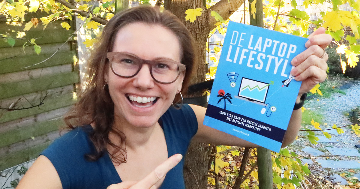 De laptop lifestyle - jacko meijaard - boek review