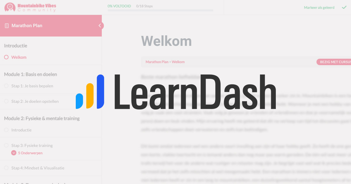 Learndash review