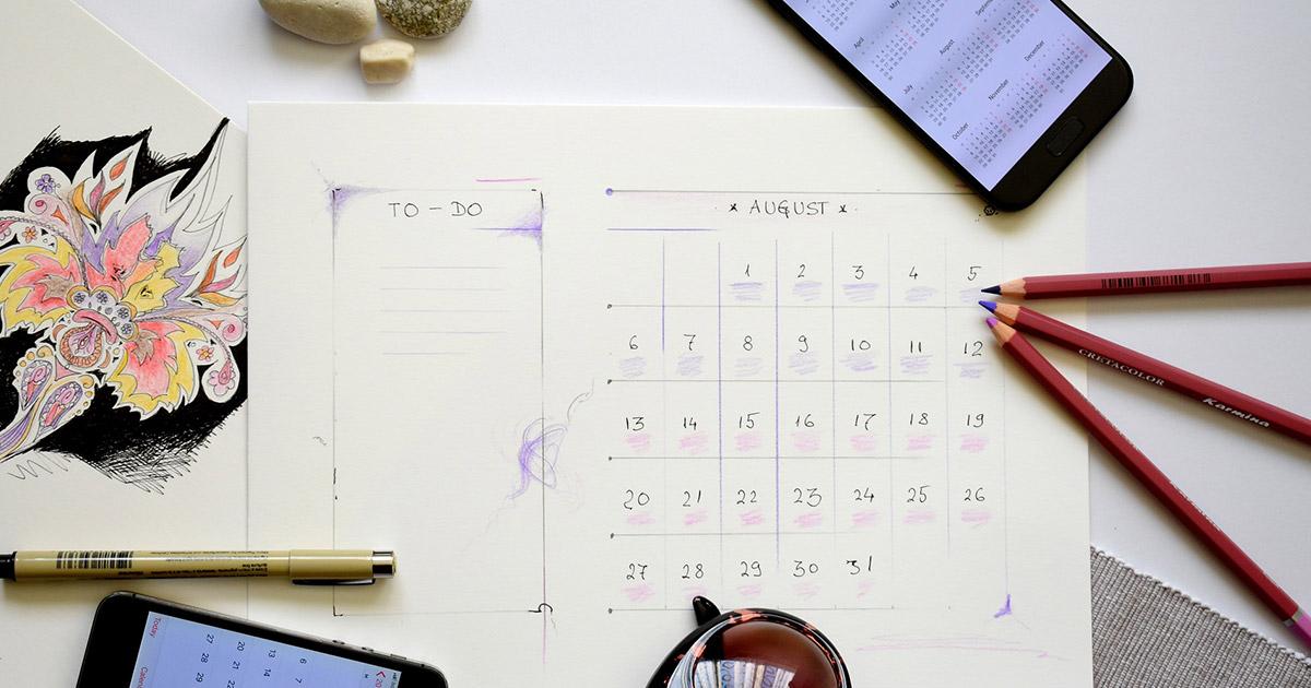 Content planning maken - template