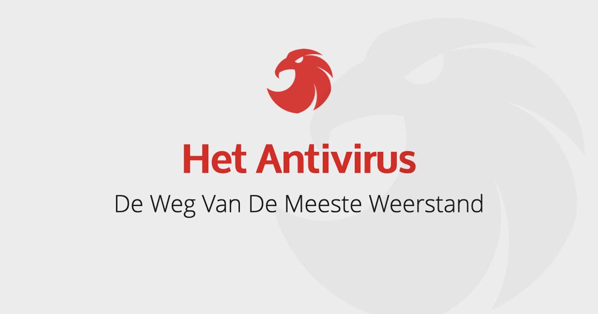 Het antivirus - Tibor Olgers - Review