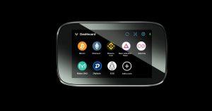 NGRAVE Zero - veiligste hardware wallet