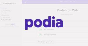 Podia review - software voor online cursus