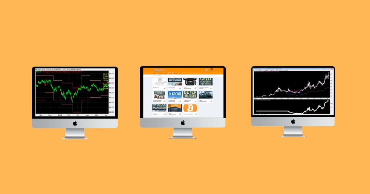 Trading navigator methode review - Harm van Wijk - mijn ervaring